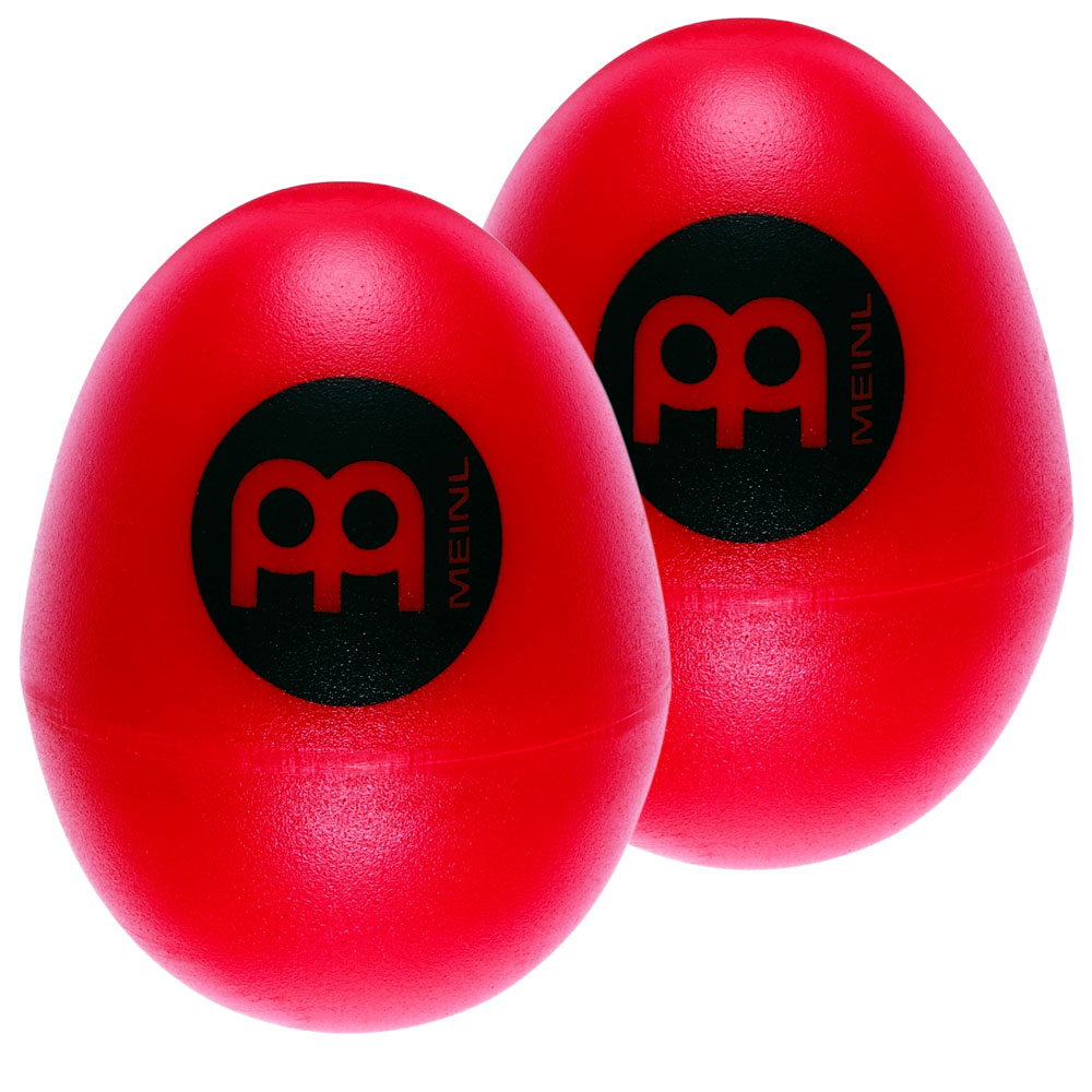 Meinl Pair of Red Egg Shakers