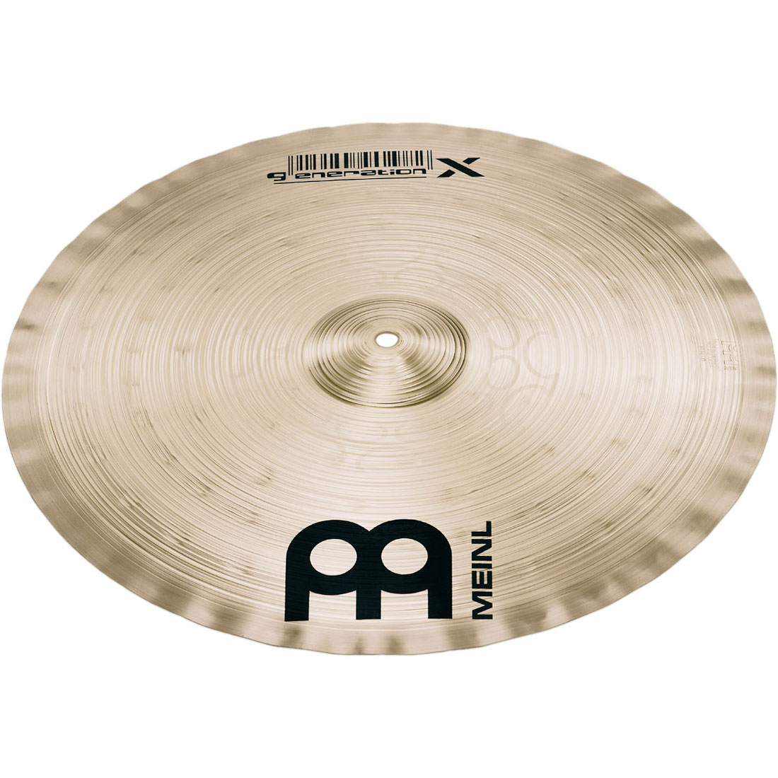 "Meinl 18"" Generation X Kinetik Crash Cymbal"