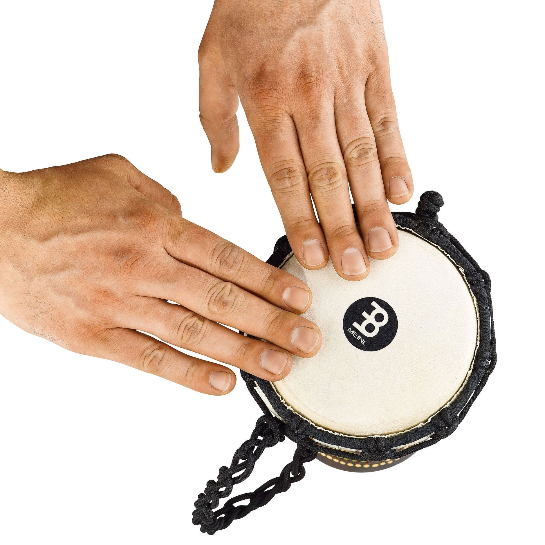"Meinl 4.5"" Dark Serpent Mini Djembe"