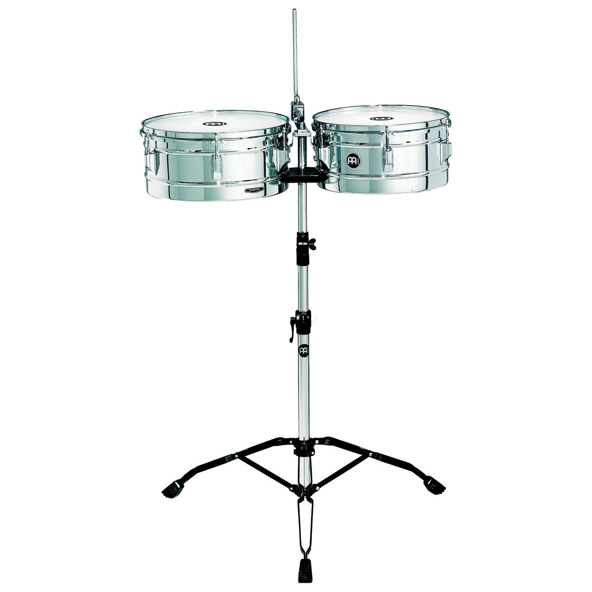 "Meinl 13/14"" Headliner Timbales with Stand"