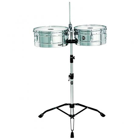 Meinl Headliner Series Timbales with Stand