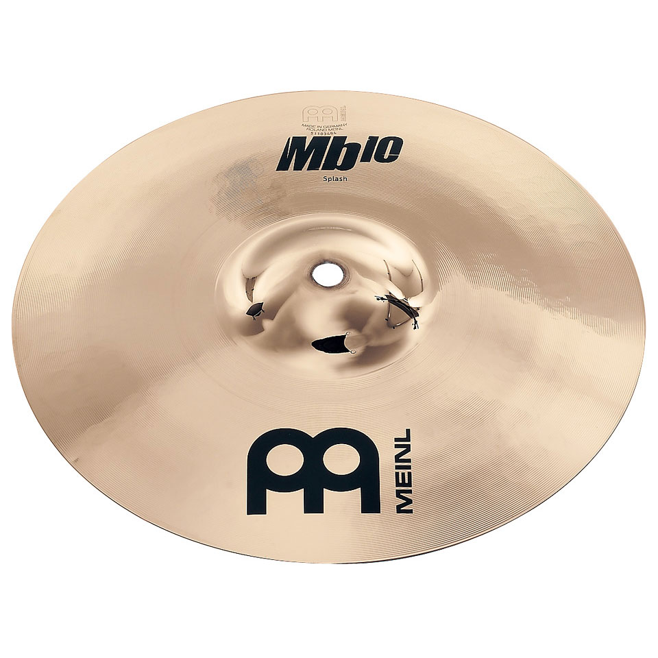 "Meinl 10"" Mb10 Splash Cymbal"