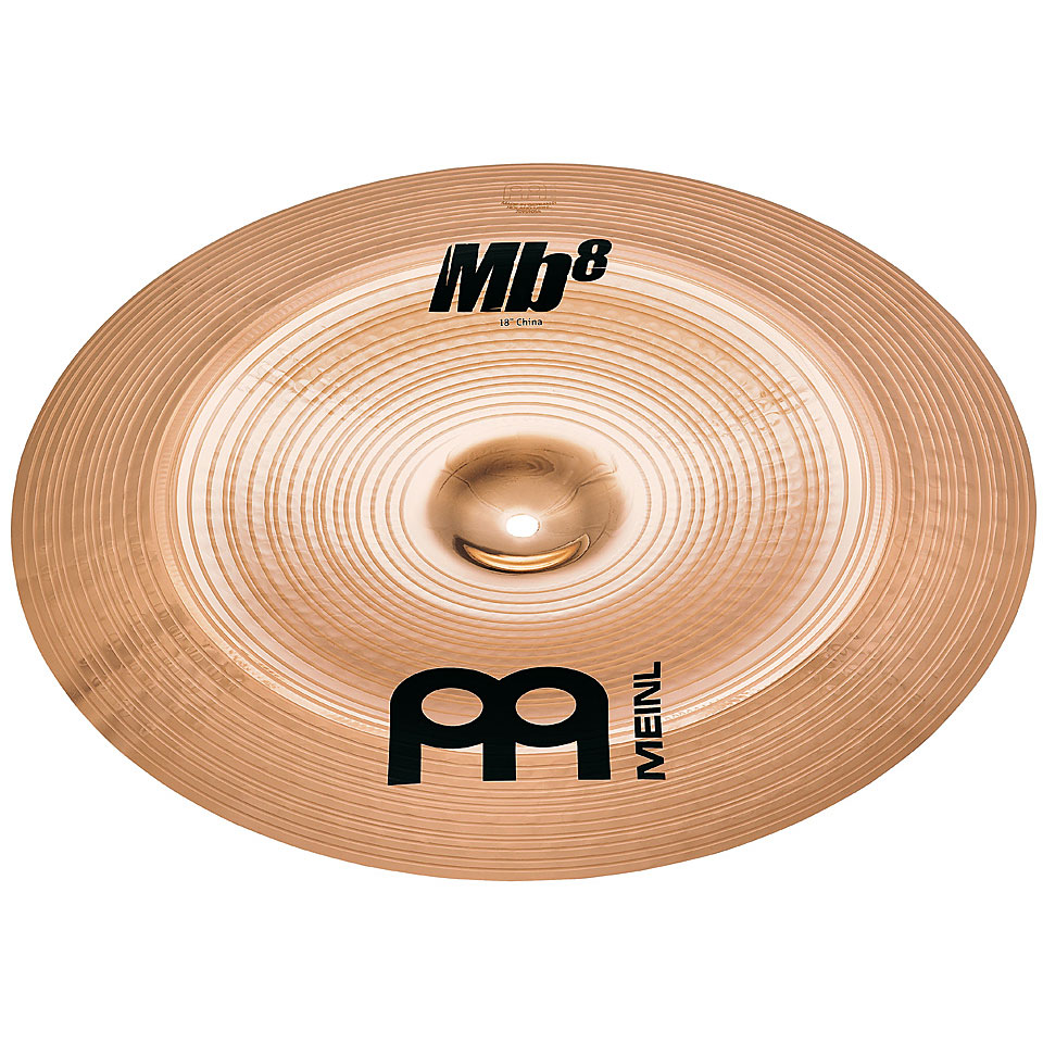 "Meinl 18"" Mb8 China Cymbal"