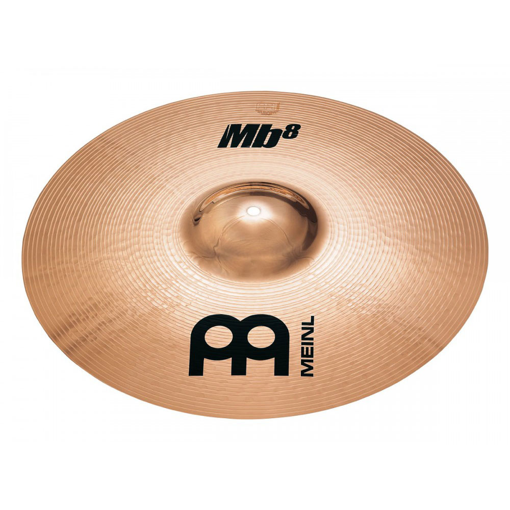 "Meinl 22"" Mb8 Medium Ride Cymbal"