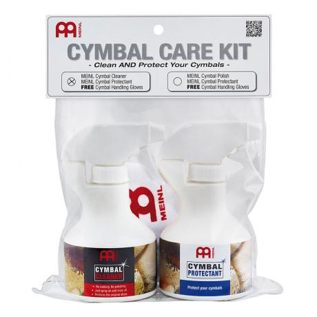 Meinl Cymbal Care Kit (Cleaner and Protectant)
