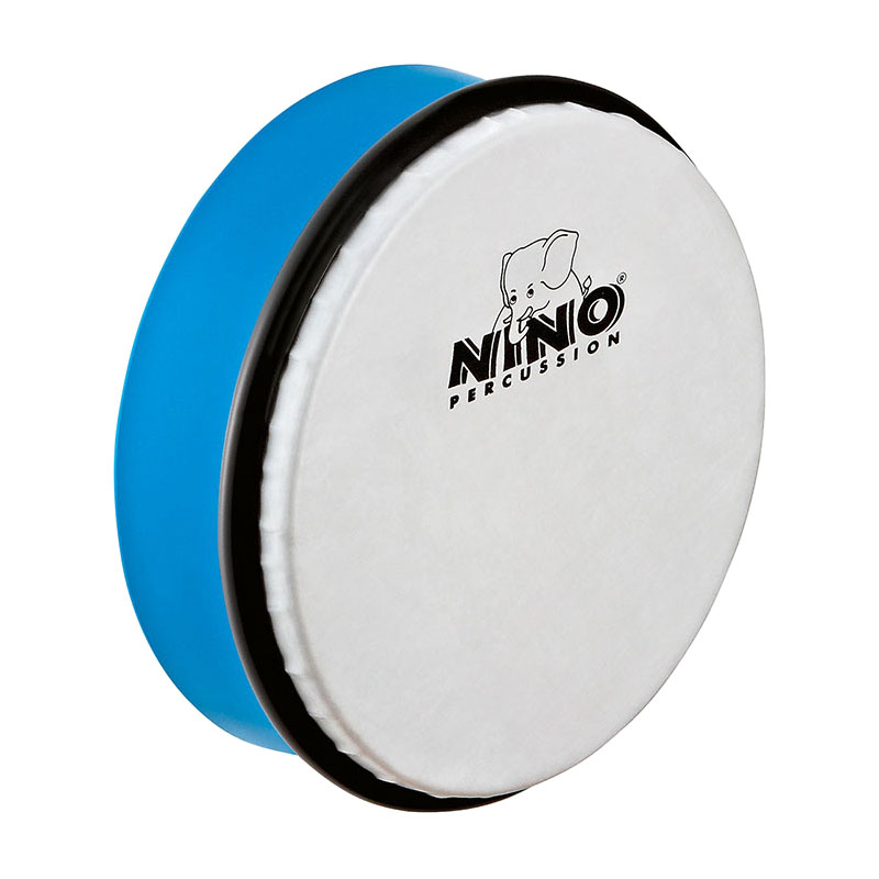 "Meinl Nino 8"" Blue ABS Hand Drum"