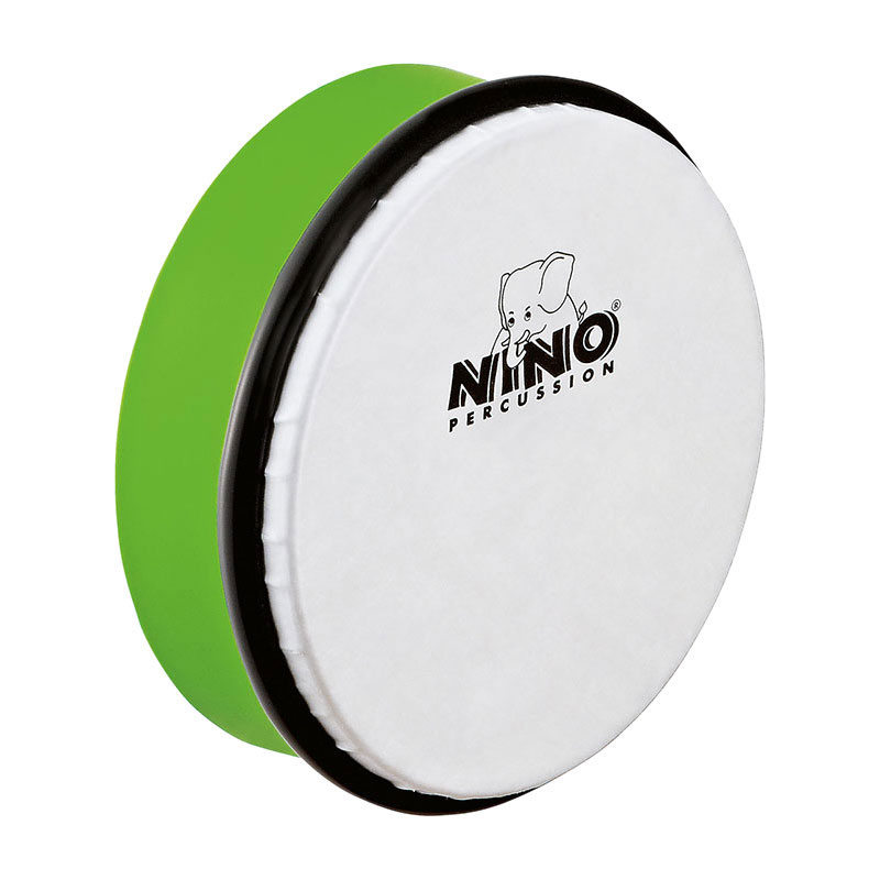 "Meinl Nino 12"" Green ABS Hand Drum"