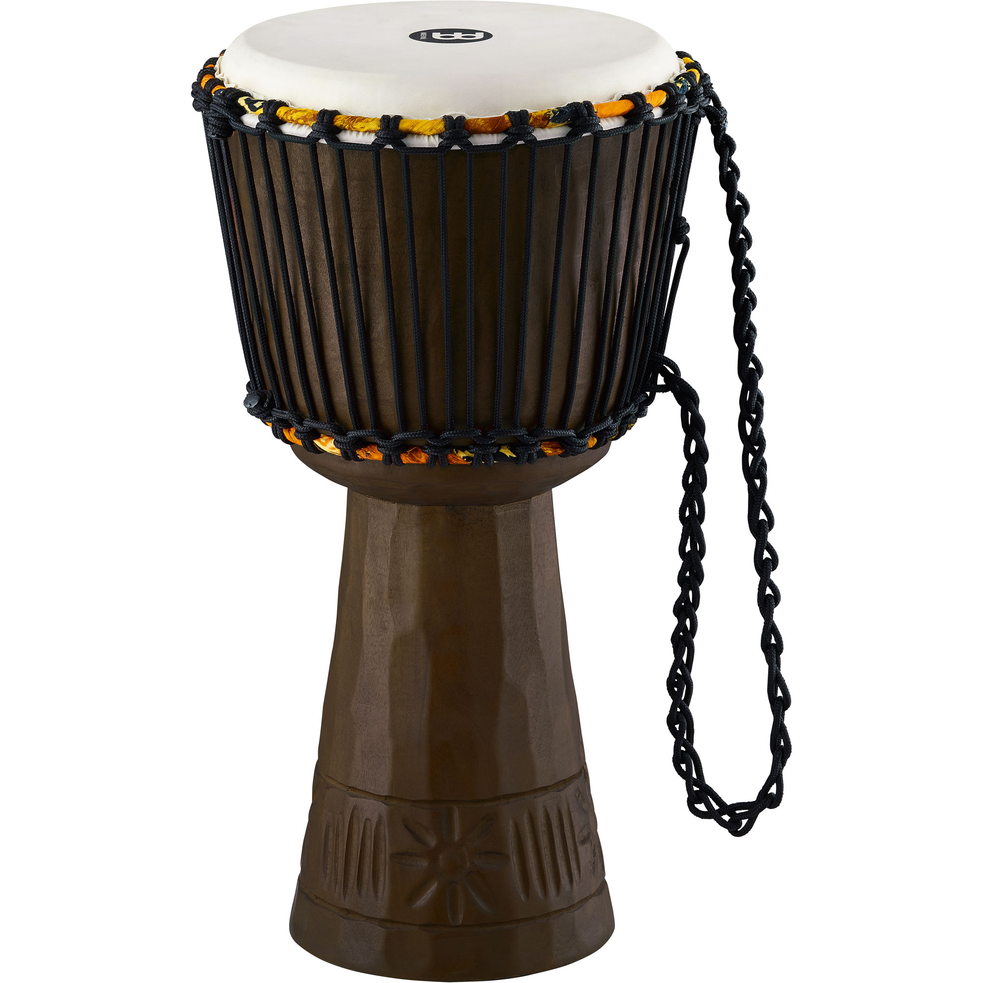 """Meinl 10"""" Professional African Traditional Hewn Djembe"""