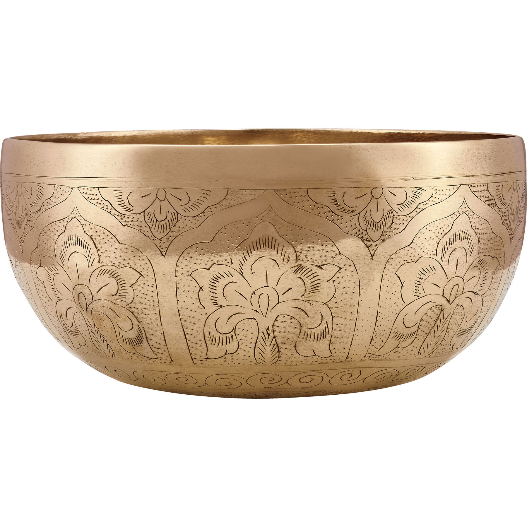 "Meinl Special Engraved Singing Bowl (8.0 - 8.3"" / 950-1050g)"