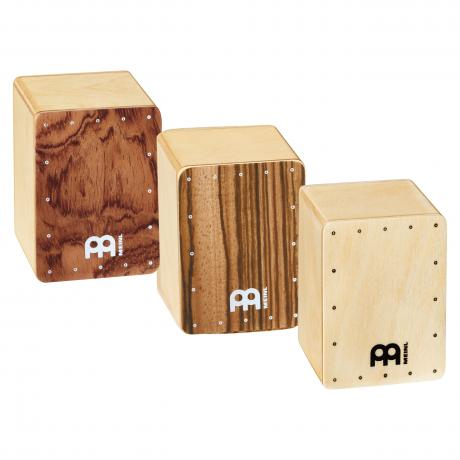 Meinl Mini Cajon Shaker Set