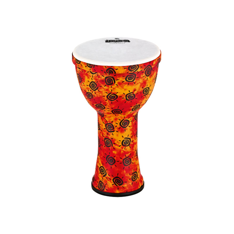 "Meinl VivaRhythm 9"" Boom Series Djembe with Pre-Tuned Synthetic Head"