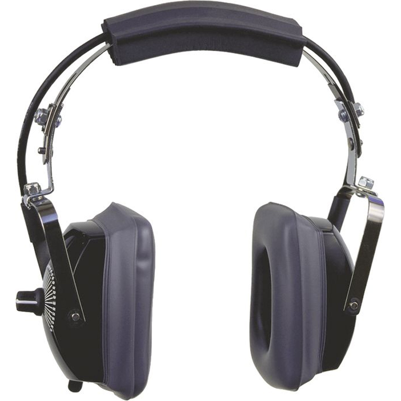 Metrophone MPG Headphones with Built-In Metronome
