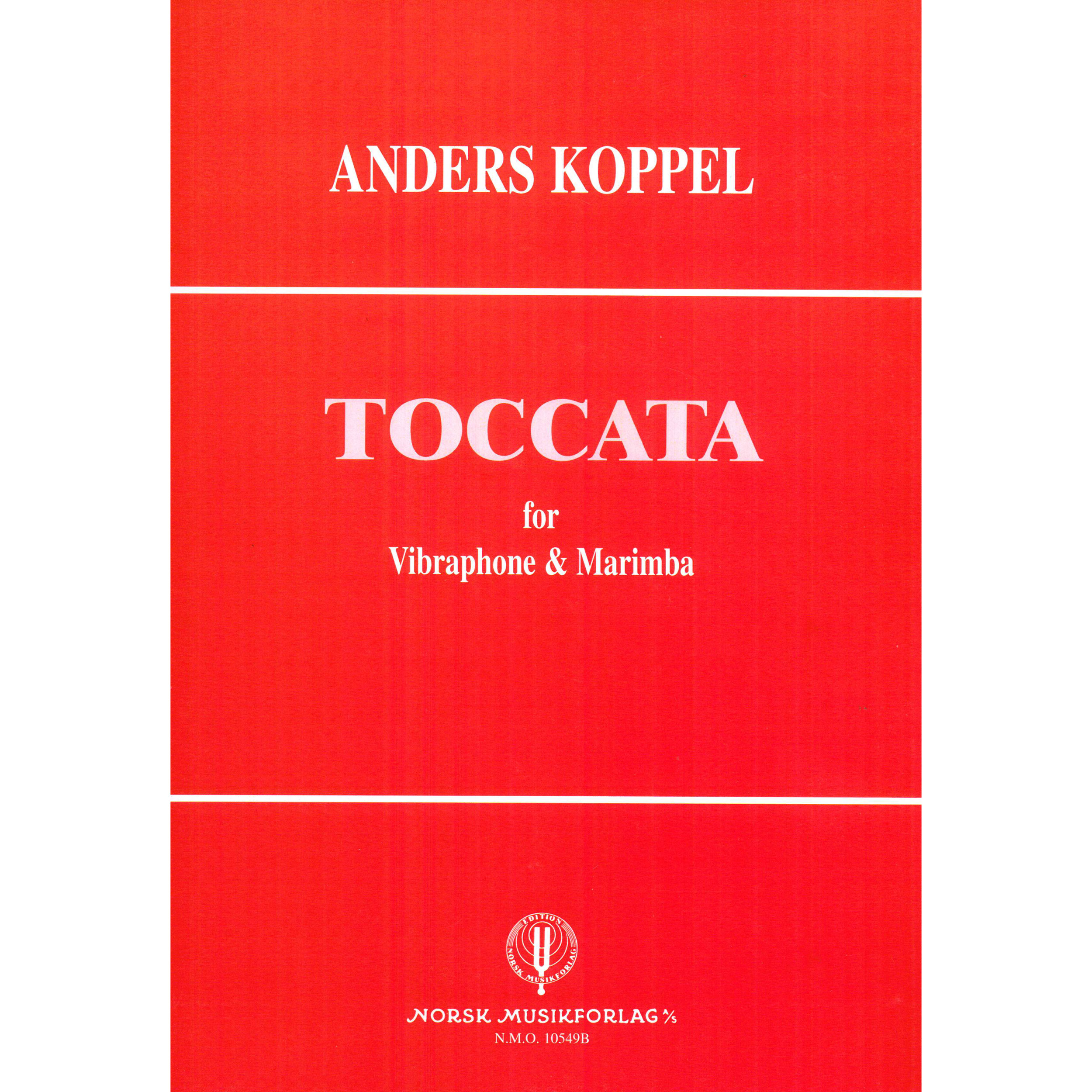 Toccata duet by anders koppel keyboard duet norsk percussion alternate image for toccata duet by anders koppel cheapraybanclubmaster Image collections