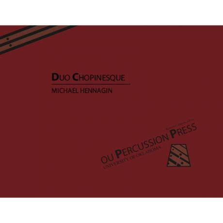 Duo Chopinesque by Michael Hennagin