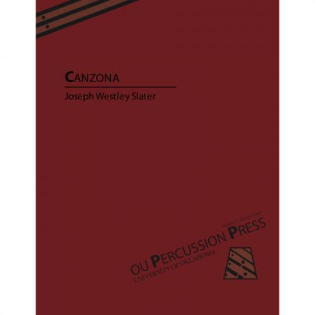 Canzona by Joseph Westley Slater