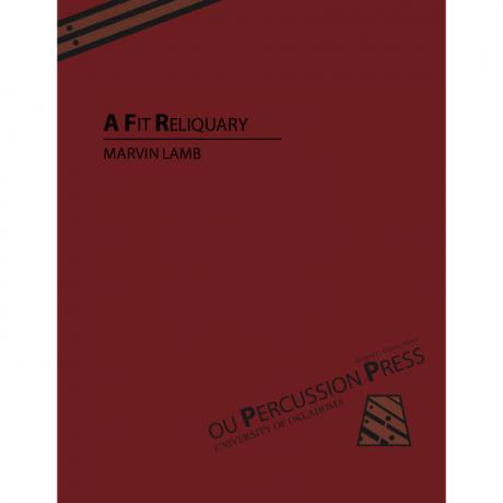 A Fit Reliquary by Marvin Lamb