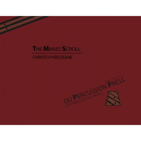 The Manes Scroll by Christopher Deane