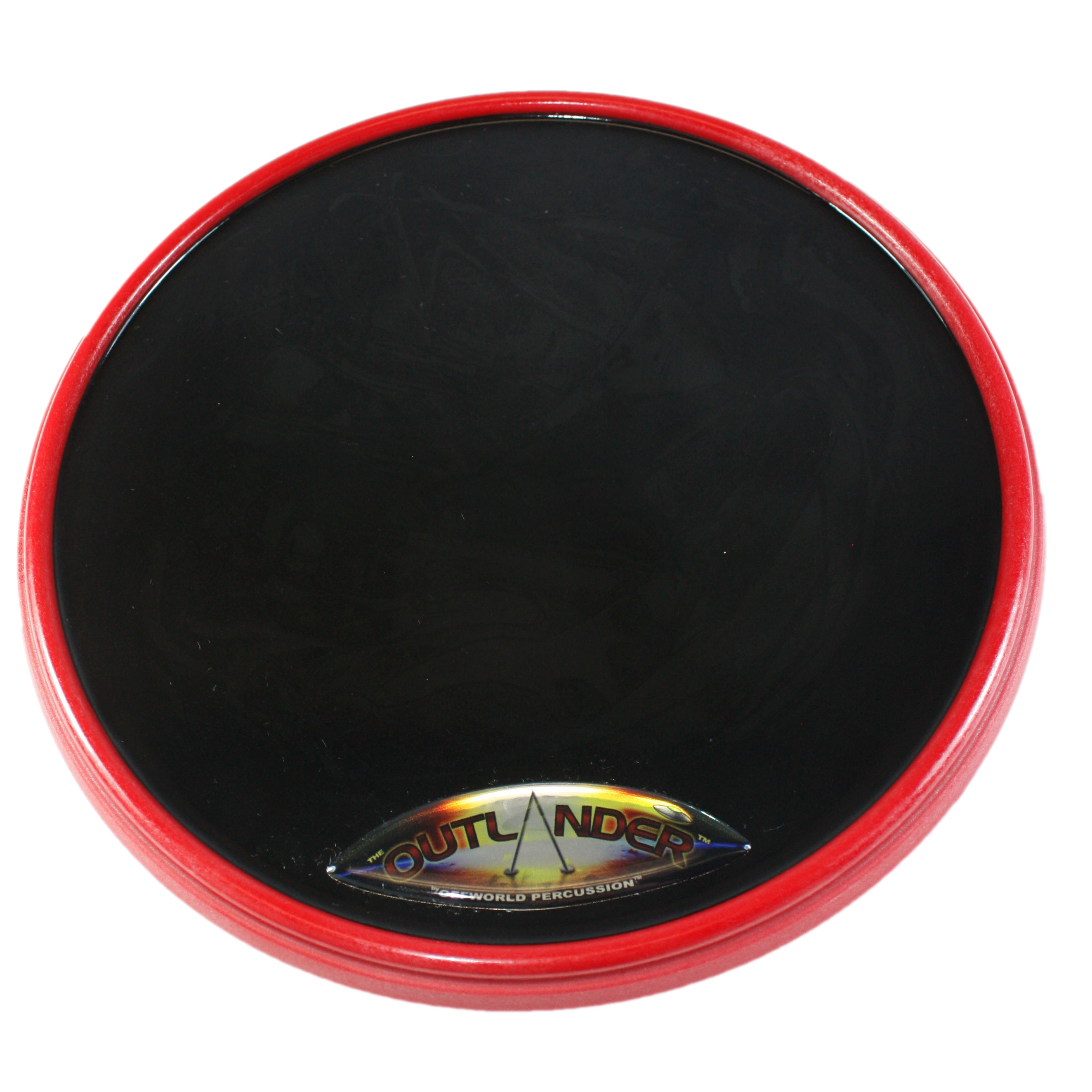 "Offworld Percussion 12"" Outlander Practice Pad with Rim"