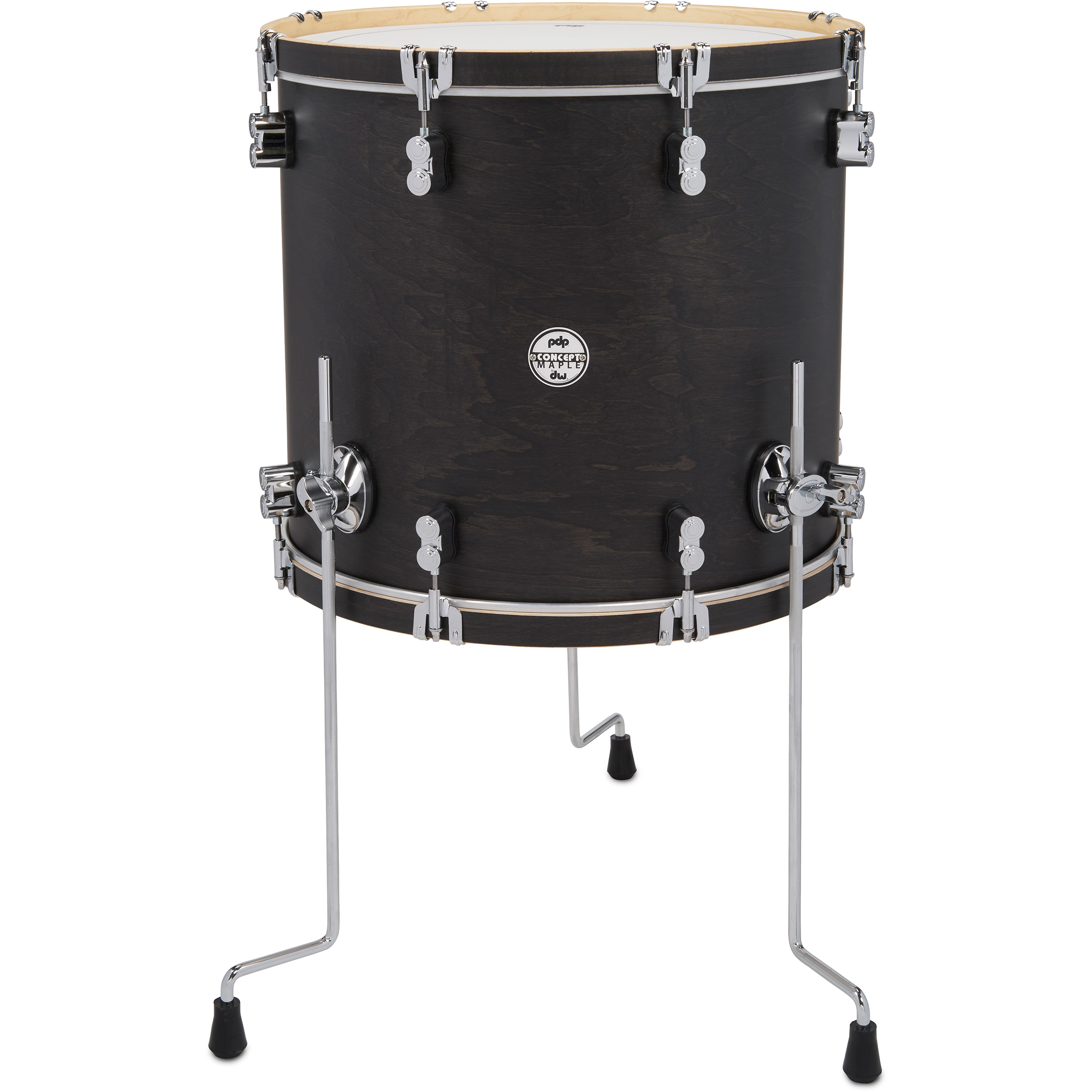 "PDP 16"" x 18"" Concept Maple Classic Floor Tom"