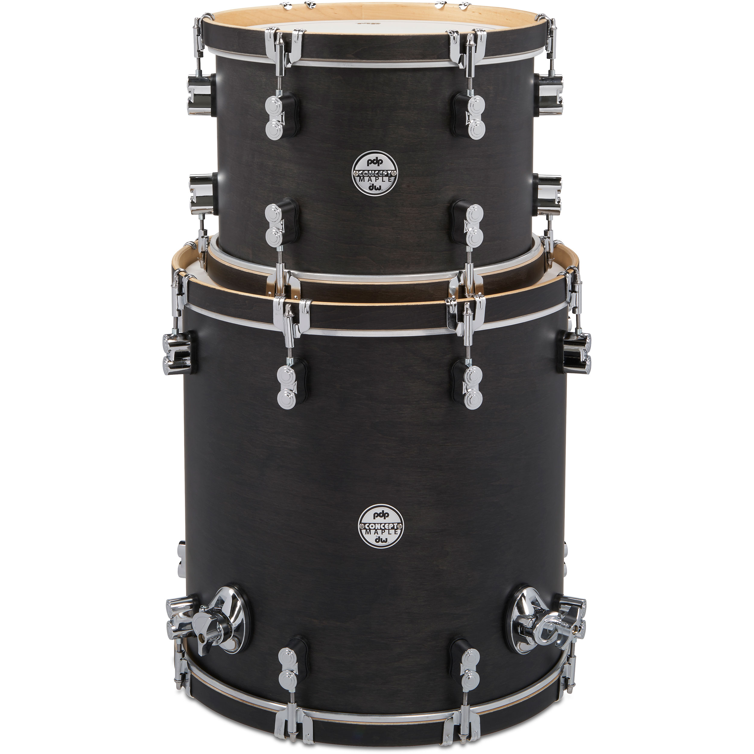 "PDP Concept Maple Classic 2-Piece Tom Shell Pack (13/16"" Toms)"