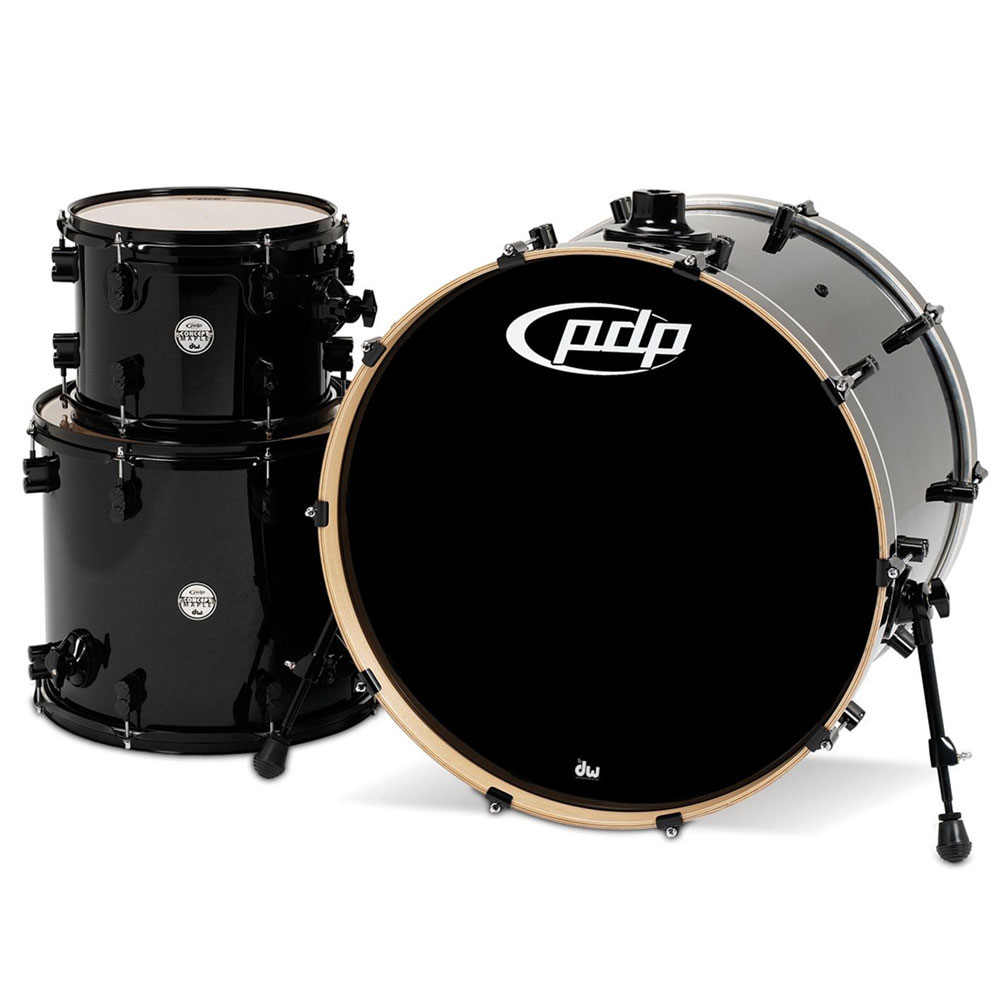 "PDP CM4 Concept Maple 4-Piece Drum Set Shell Pack (20"" Bass, 12/14"" Toms, 14"" Snare)"