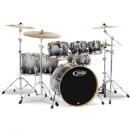 PDP CM7 Concept Maple 7-Piece Drum Set Shell Pack (22