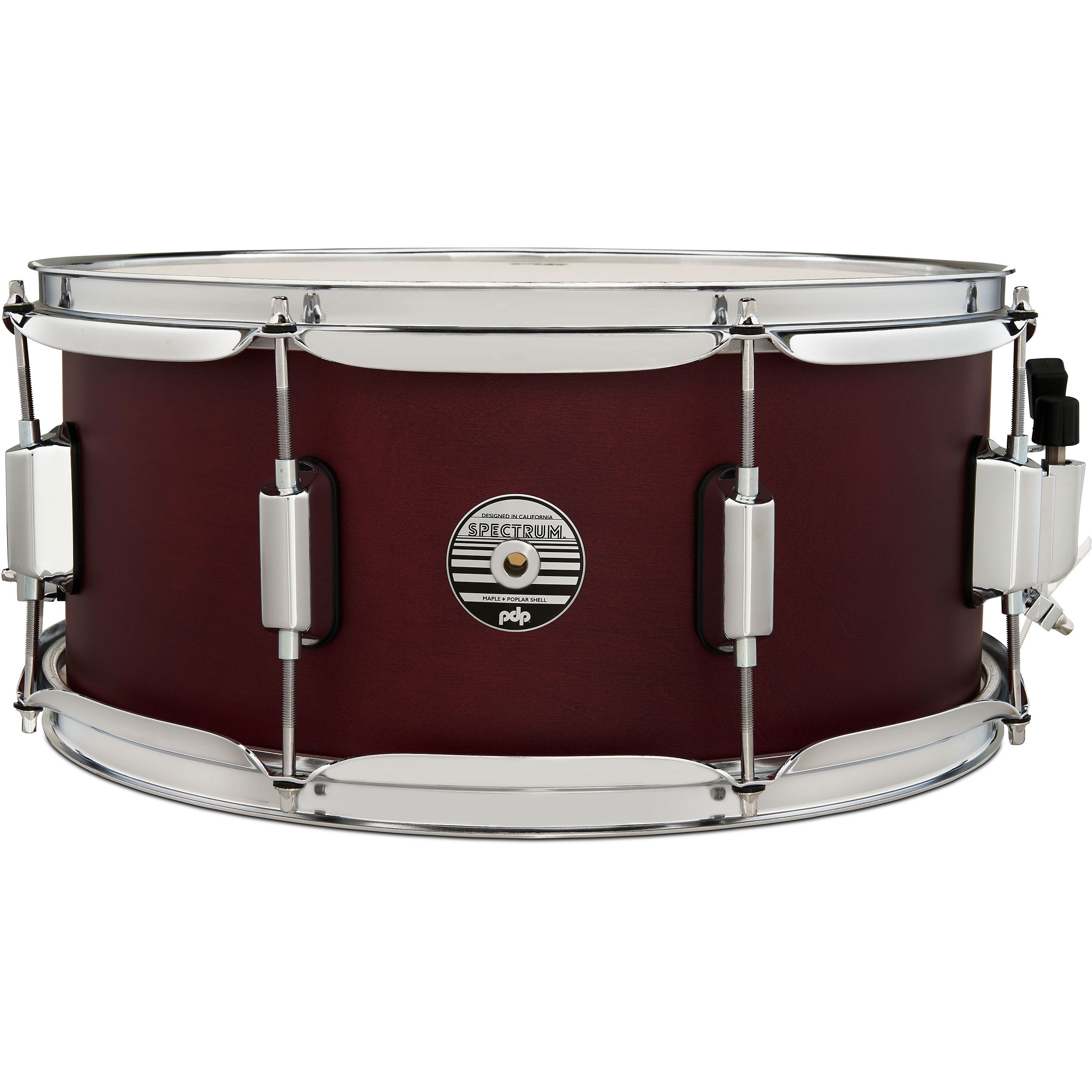 "PDP 6.5"" x 14"" Spectrum Snare Drum"