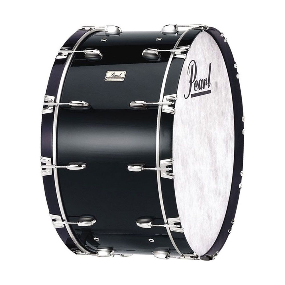 "Pearl 14"" (Deep) x 28"" (Diameter) Concert Series Kapur Bass Drum"