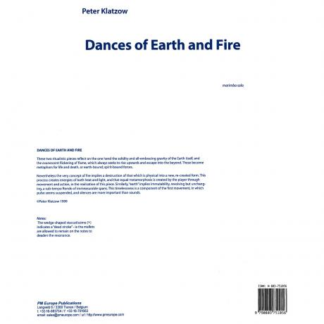 Dances of Earth and Fire by Peter Klatzow