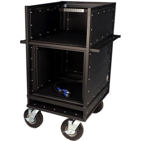 Pageantry Innovations MC-10 Standard Single Mixer Cart