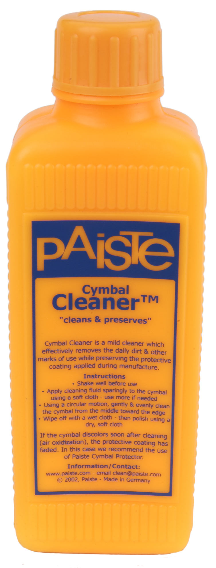 Paiste Cymbal Cleaner - 12 Pack