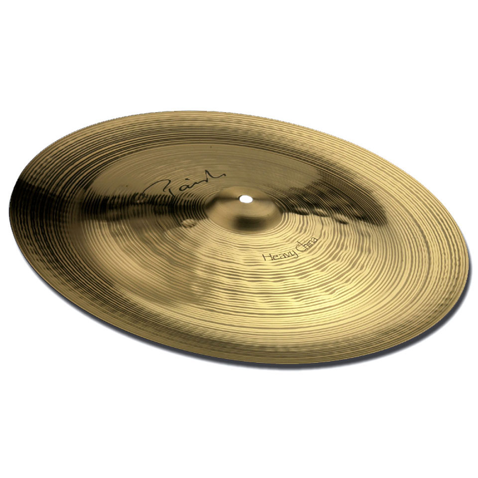 "Paiste 18"" Signature Series Heavy China Cymbal"