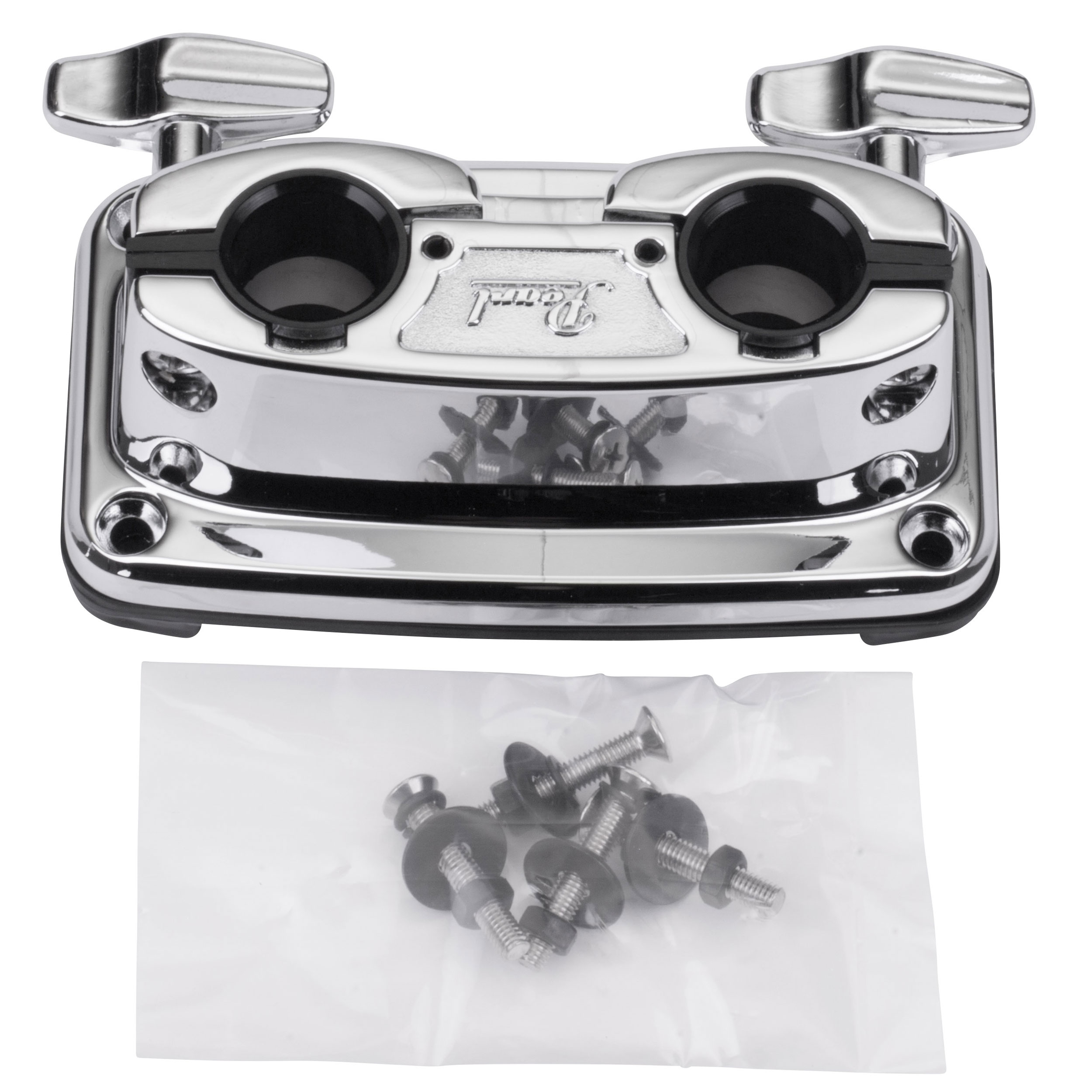 Pearl Bass Drum Bracket - Twin Receivers