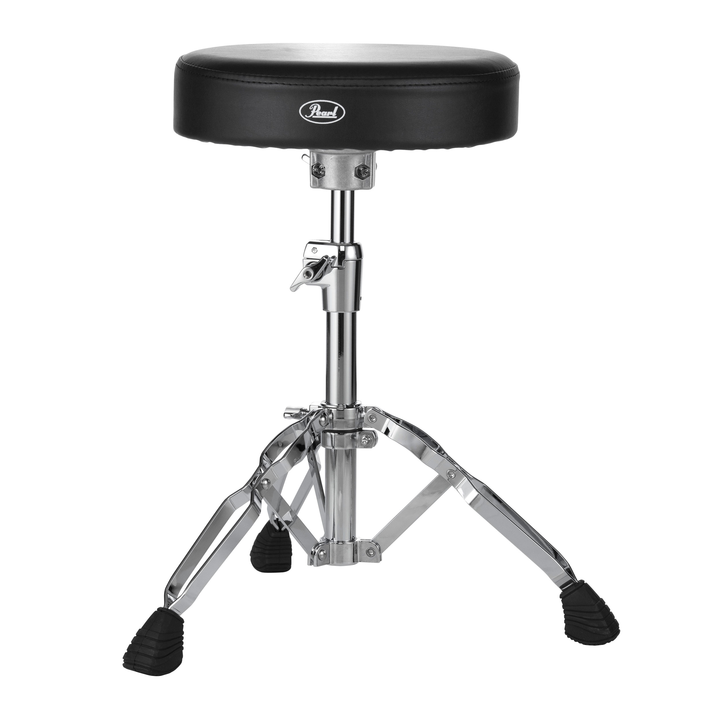 Pearl Memory Foam Round Seat Drum Throne