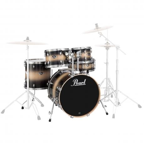 Pearl EXL Export Lacquer 5-Piece Drum Set Shell Pack (22