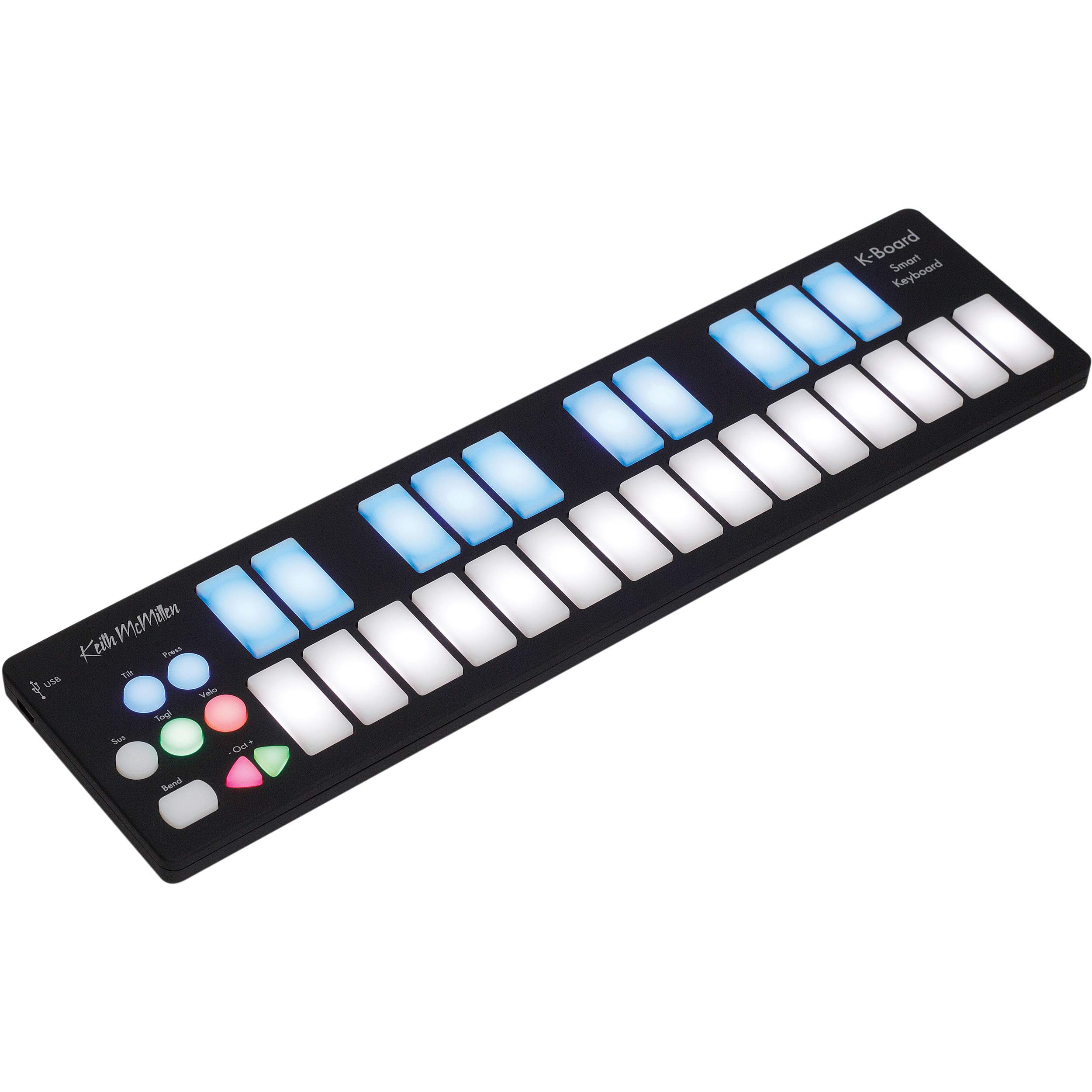 Pearl K-Board Smart Keyboard MIDI Controller