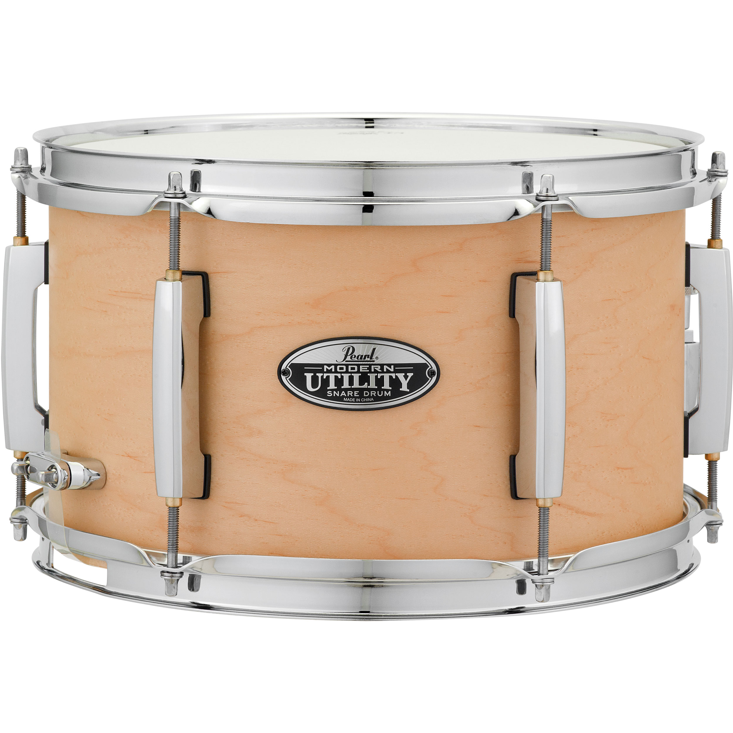 "Pearl 12"" x 7"" Modern Utility Maple Snare Drum"