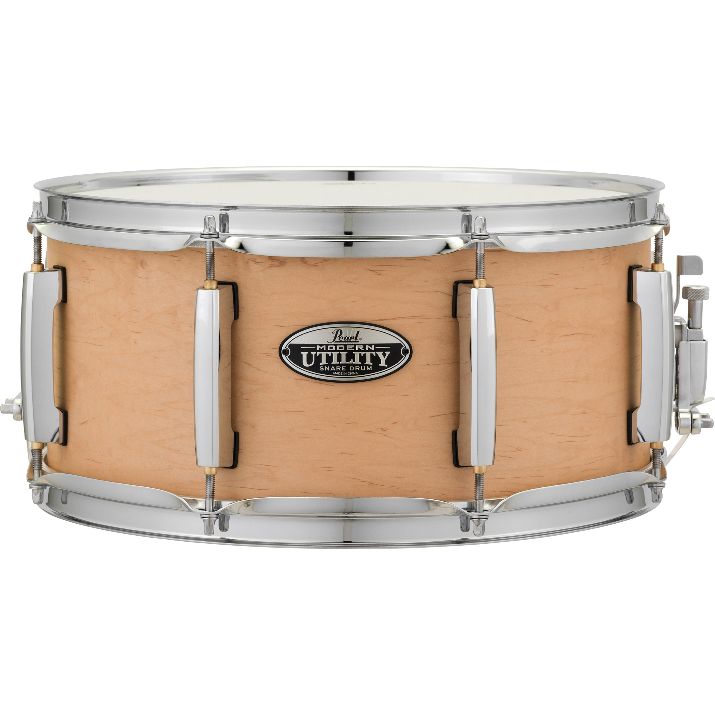 "Pearl 14"" x 6.5"" Modern Utility Maple Snare Drum"