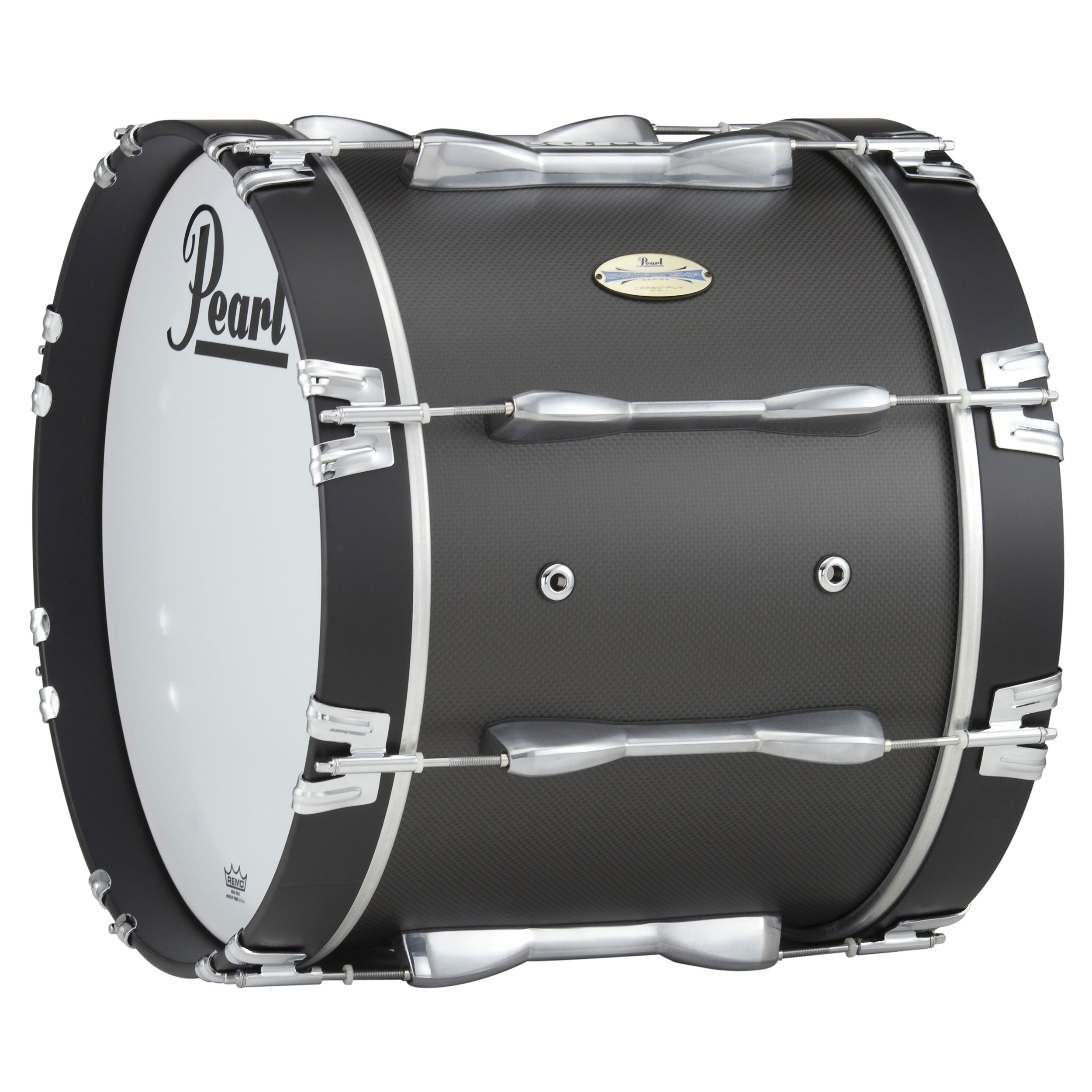 "Pearl 18"" Championship CarbonPly Marching Bass Drum"