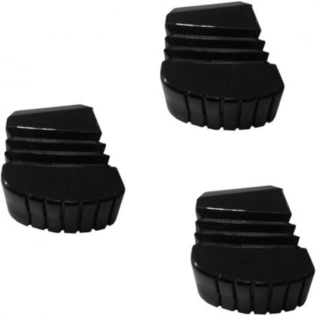 Pearl Rubber Feet for Concert Stands (3-Pack)