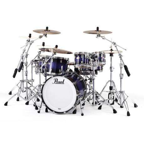 Pearl Reference Series 4 Piece Drum Set Shell Pack 22 Bass 10 12 16 Toms Rf924xsp