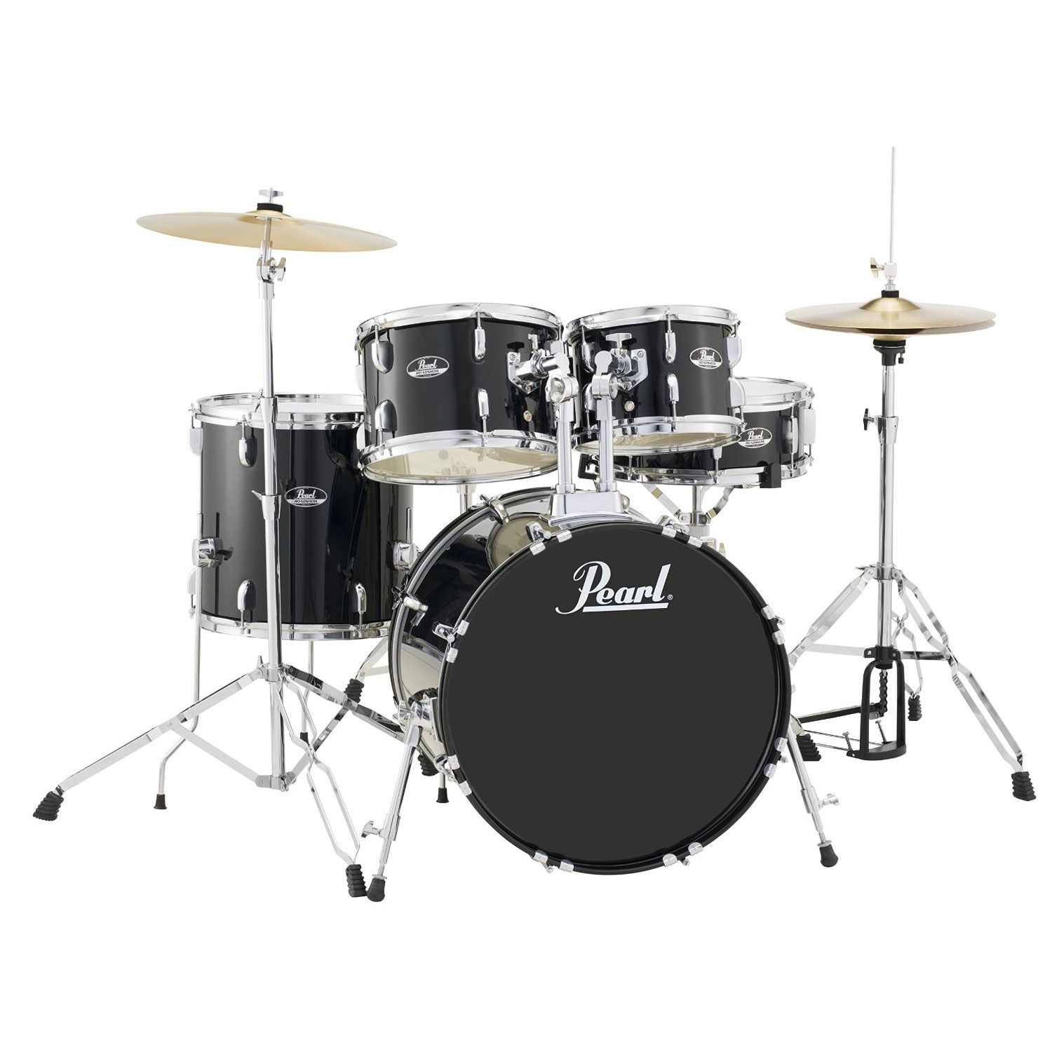 "Pearl Roadshow ""The 20"" 5-Piece Drum Set w/Hardware ..."