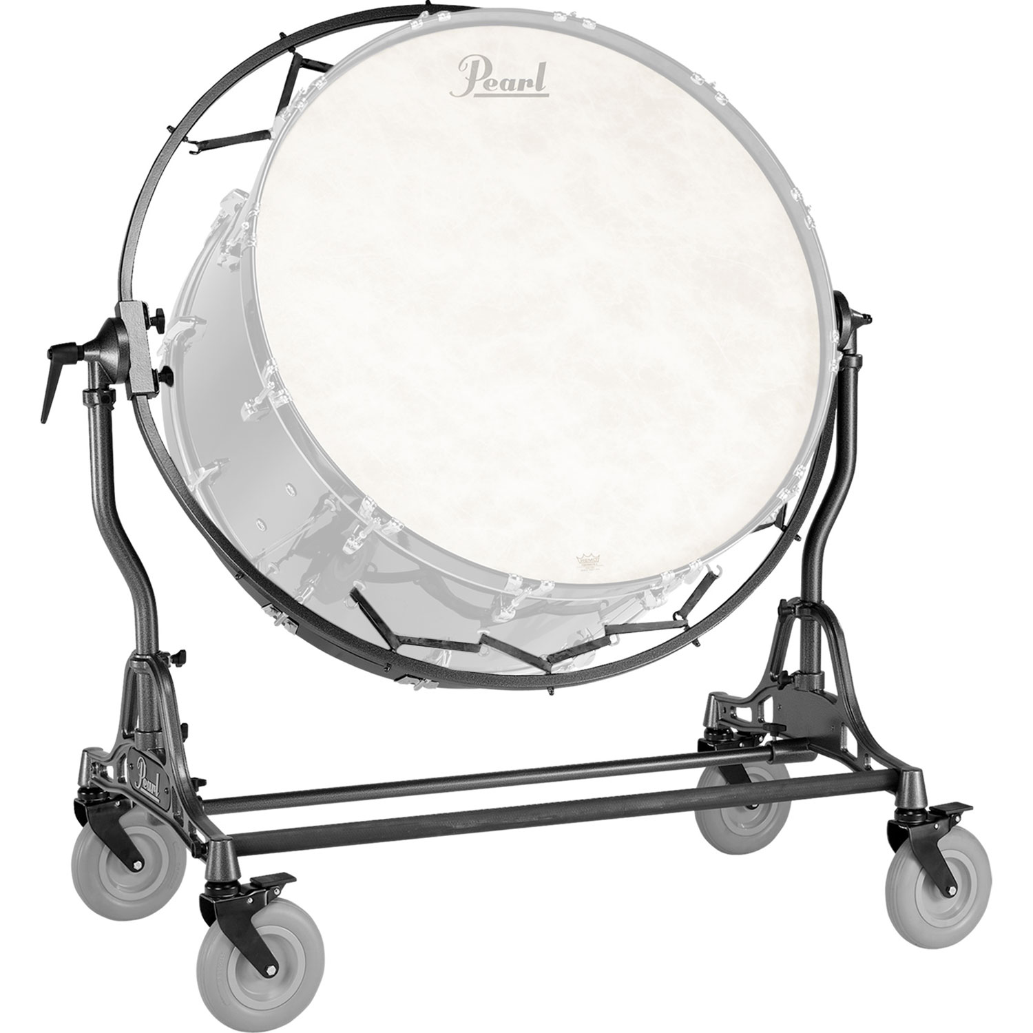"Pearl STBD36F Suspended Stand for 36"" Bass Drum with Field Frame"