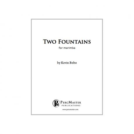 Two Fountains by Kevin Bobo