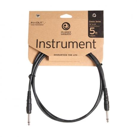 Planet Waves 5' Classic Series Instrument Cable