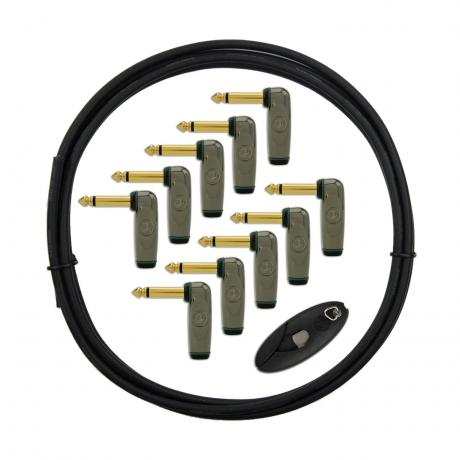 Planet Waves DIY Solderless Instrument Cable Kit
