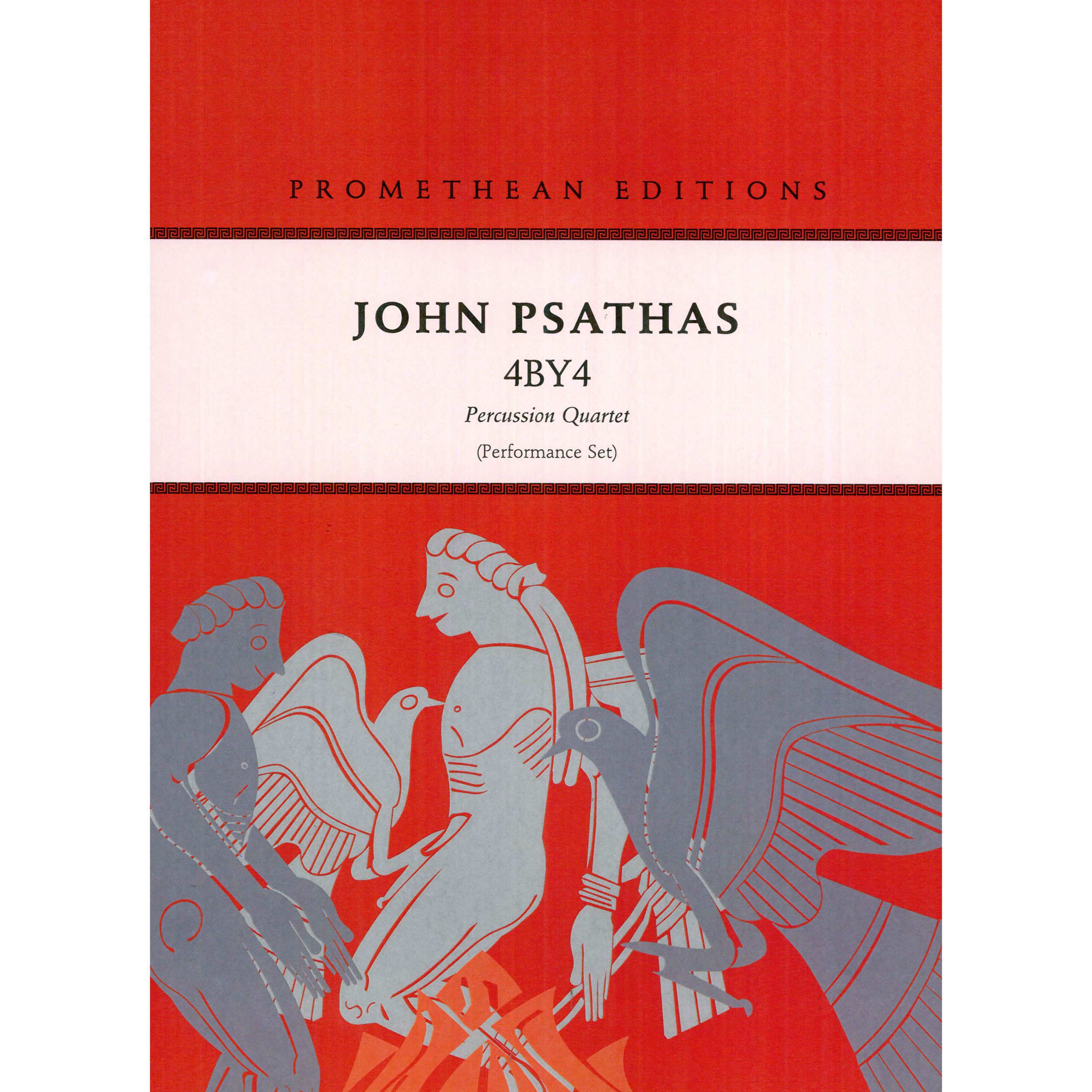4BY4 by John Psathas (Parts)