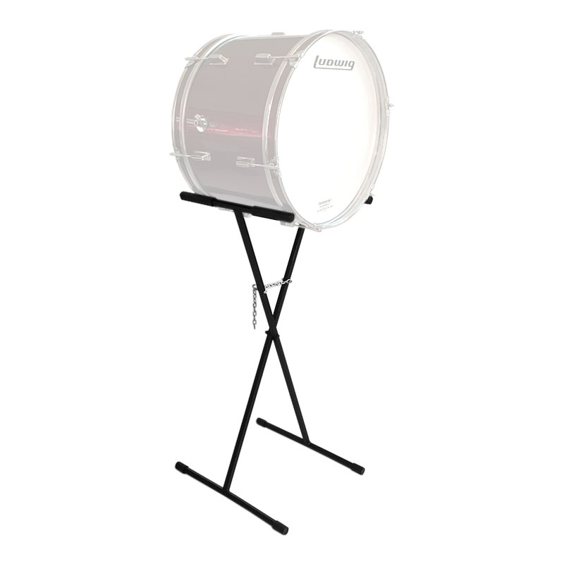 Pyle Hi-Rise Marching Bass Stand
