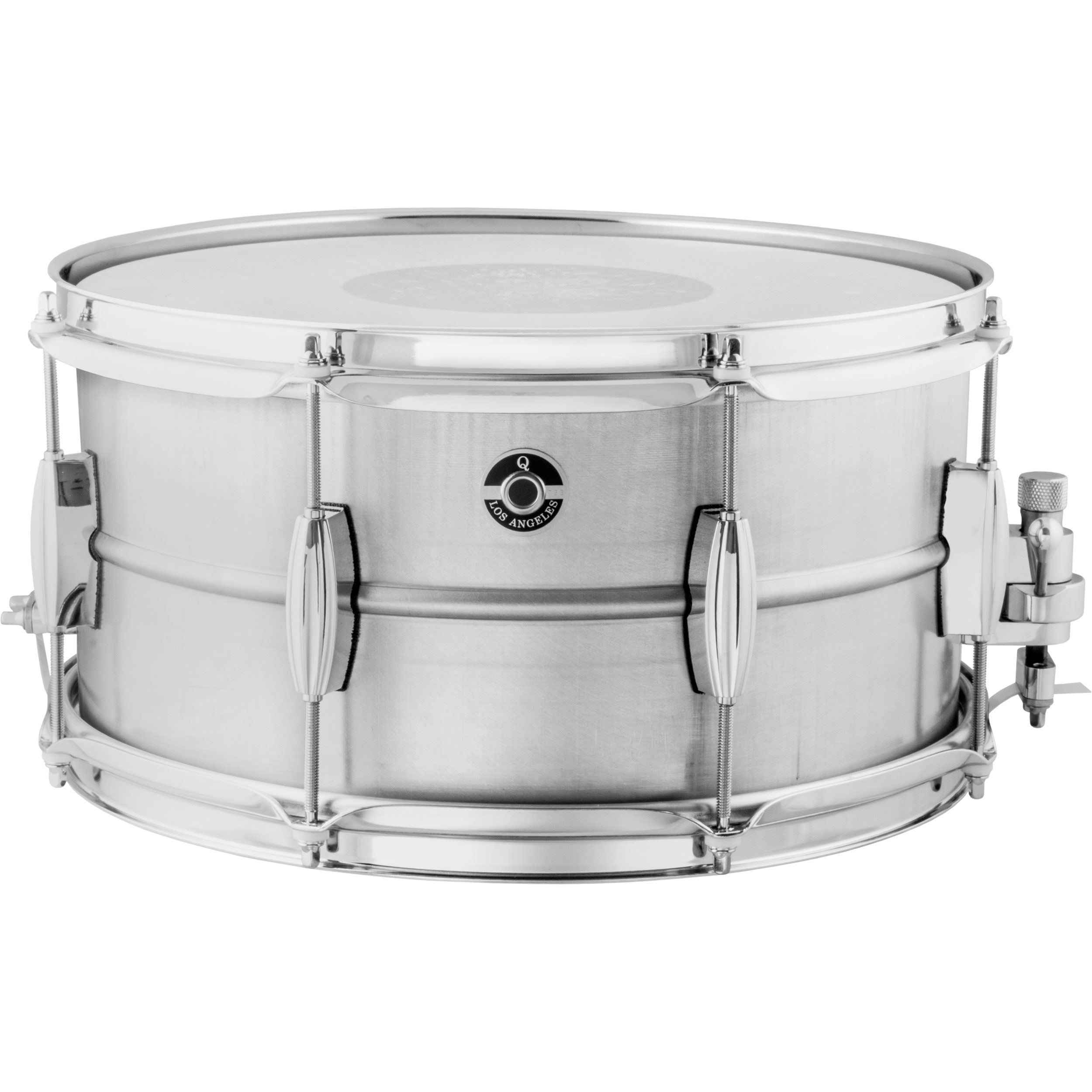 "Q Drum Co. 7"" x 14"" Gentlemen"