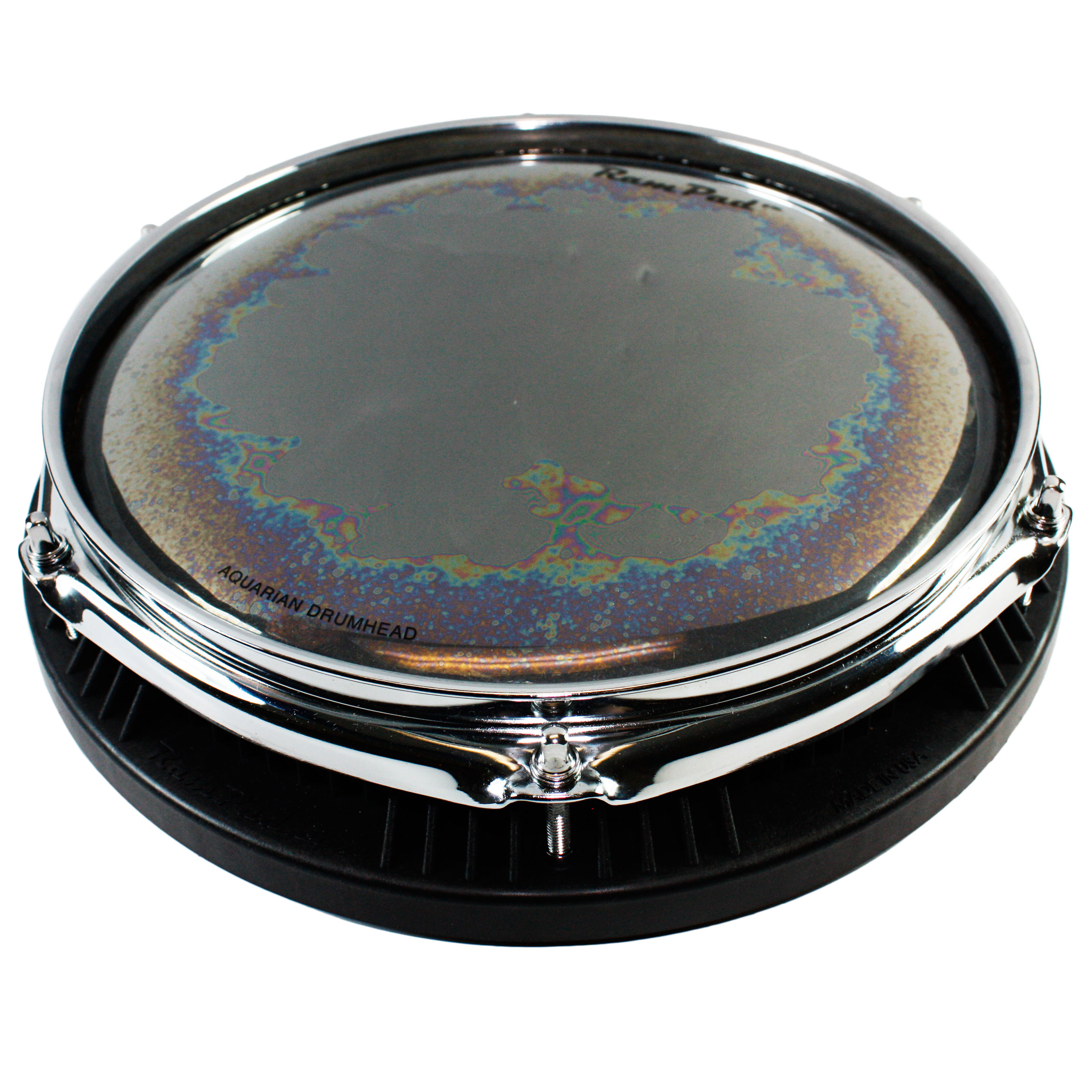 """RamPad 10"""" Marching Snare Practice Pad"""